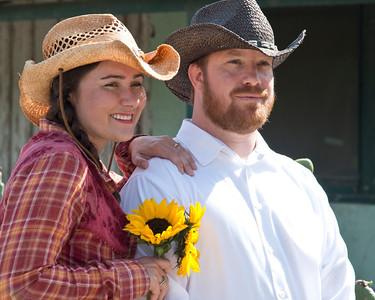 Renee & Robert Engagement