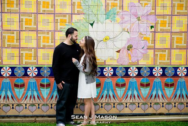 Rosanna & Andres Engagement