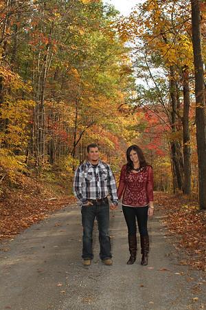 Ryan Fazel & Courtney Brown