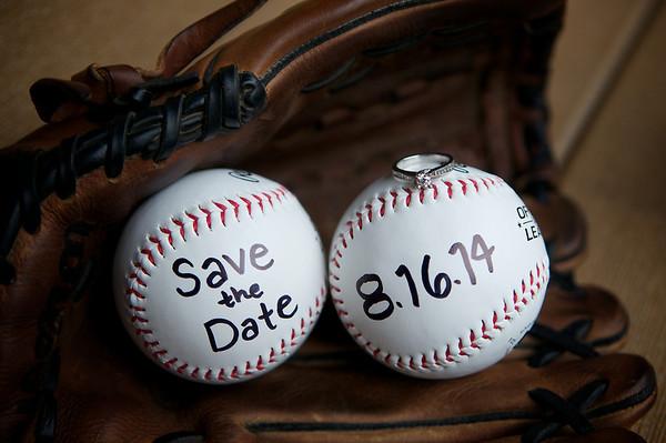 Save the Date - Stephanie & Patrick