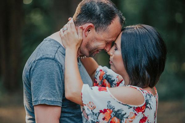 Sara + Mahlon Engaged