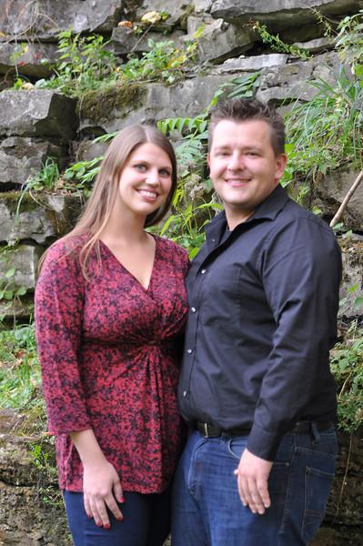 Sarah and Dan