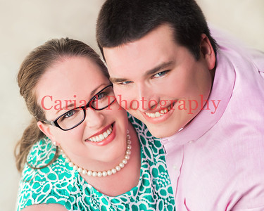 Sarah and Tim