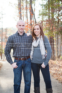 Seth & Tayler: Engaged in Raleigh, NC