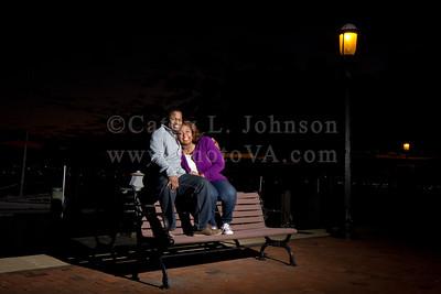 Sharron + Reggie: Norfolk Engagement Photography