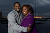 Norfolk Engagement Photography - Waterside, Norfolk State University (NSU)