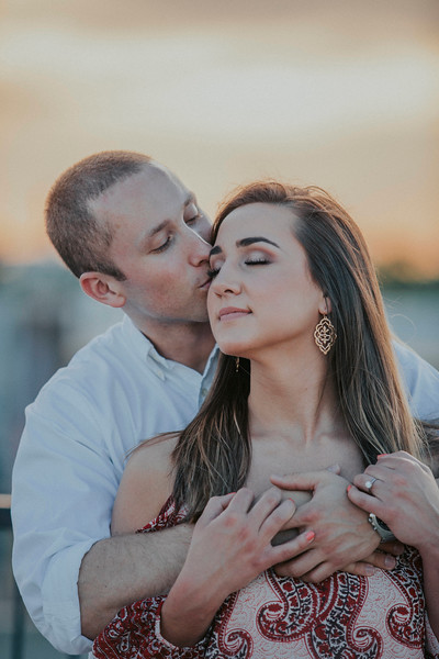 Shelby + Ryan Engaged 2018