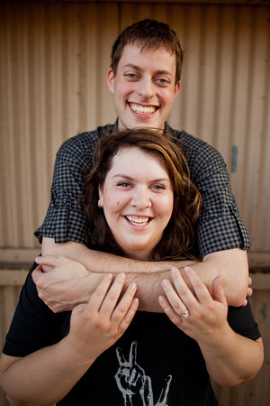 St. Charles, IL // Engagement // Rachel&Mark