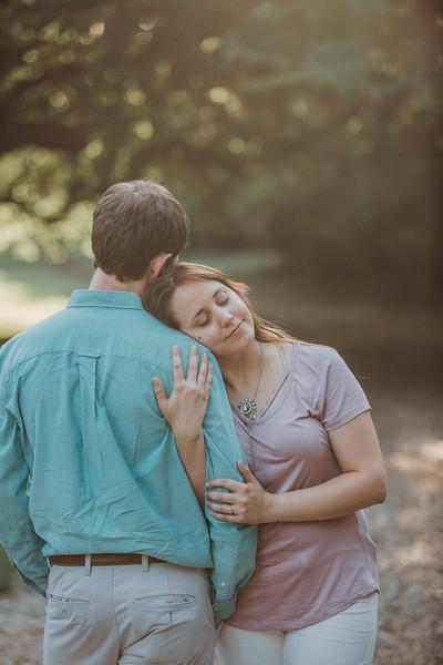 Stephanie + Donovan Engaged