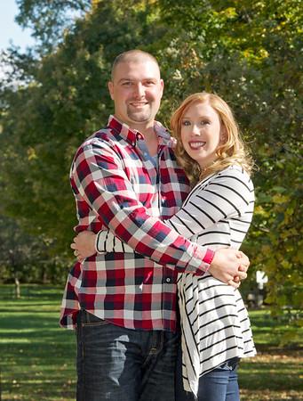 Stephanie and Mitch