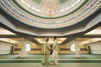 Subal & Hamzah Nikkah