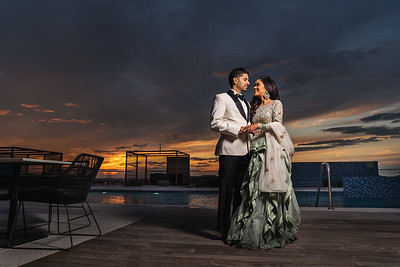 Sunita & Ravi Reception