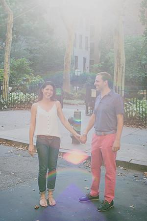 Tamara + Carter Engagement