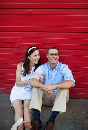 Tanya and Jonathan