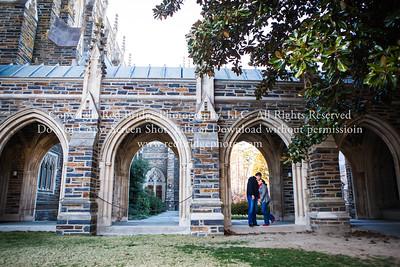 Toki & Tim : Engaged in Durham, NC