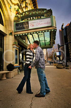 Tom & Kristi Engagements
