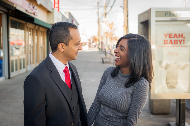 "Howard Beach, NY, November 25th, 2017. Anthony Surprises Trisha with a proposal at Bruno Ristorante in Howard Beach, NY. She said YES! <a href=""http://www.naskaras.com"">http://www.naskaras.com</a>"