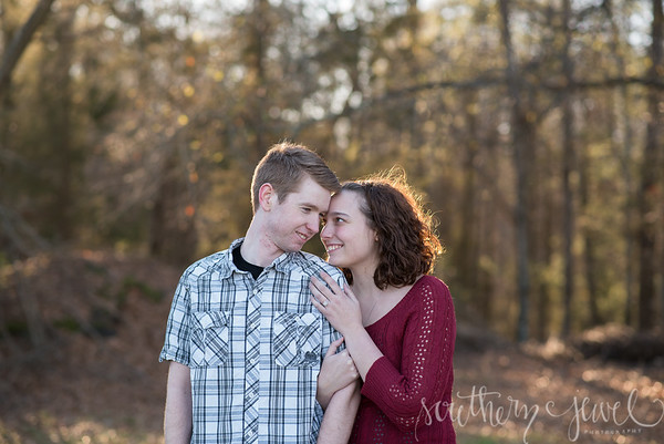 Tyler and Jaimee Engagement