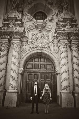 Vanessa & Vincenzo | Balboa Park