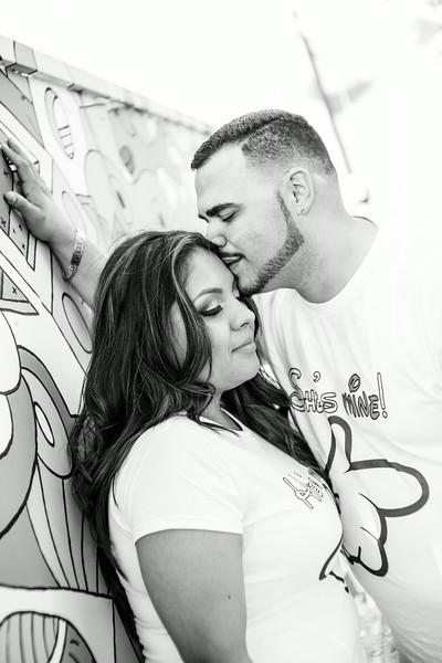 Veronica and Lazaro Engagement