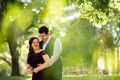Yulia & Mark's Engagement