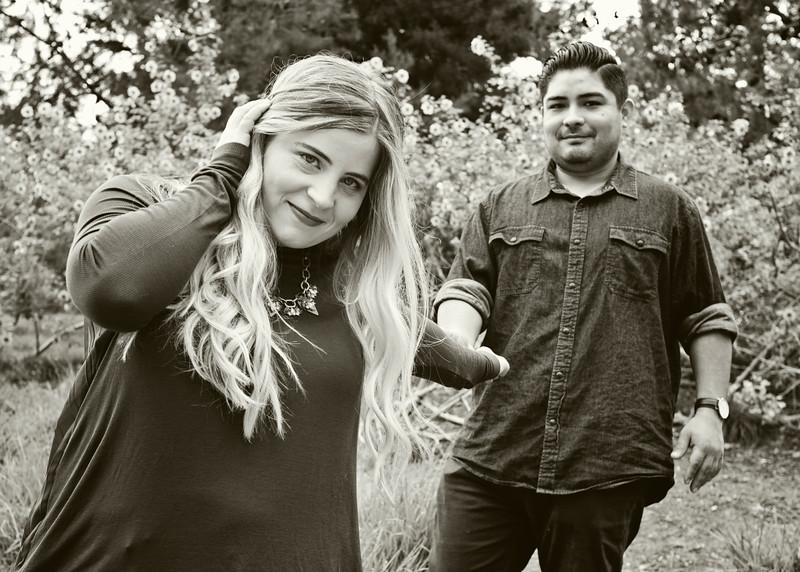 Nickie & Uriel   April 2016