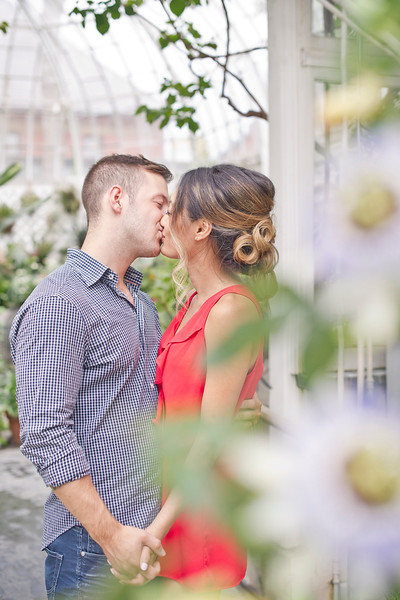 Nolan and Jenni's sweet greenhouse engagement was shot in the beautiful Wesmount burrough in Montreal. We can't wait for their gorgeous Montreal Vietnamese wedding where we will be capturing both their wedding photography and their videography! Thank you for asking Lindsay Muciy Photography & Videography to be a part of your day!
