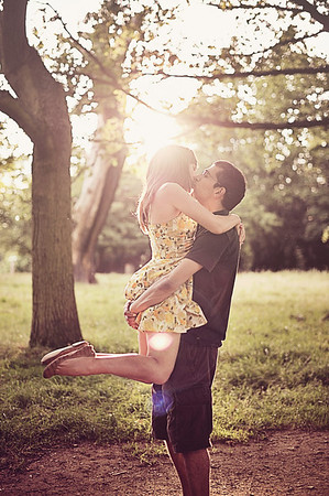 Engagement photography in Hertfordshire, Buckinghamshire and London