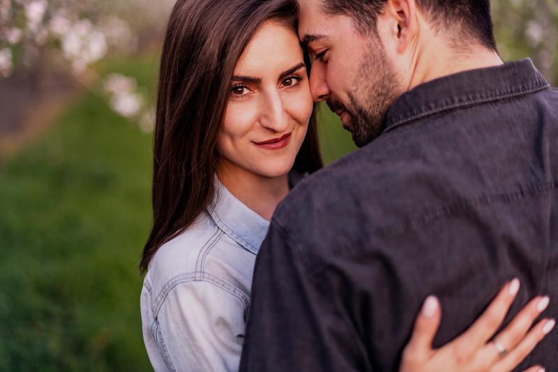 Wedding Photographer Montreal | Engagement Photography | Verger Denis Charbonneau | LMP Wedding Photo and Video