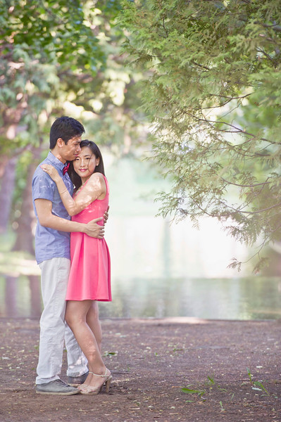 Wedding Photographer Montreal   Westmount Park   Engagement   LMP photo and video