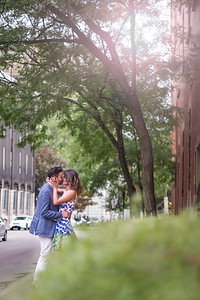 Montreal Engagement Photographer | Lindsay Muciy Photography | Surprise Proposal | Vieux Port