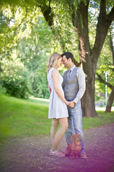 Montreal Wedding Engagement Photographer | Ile des Seours | Montreal, Quebec | LMP Montreal Wedding Photography and Videography