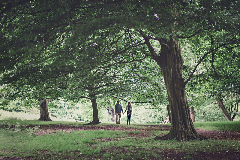 Engagment photographer Hertfordshire