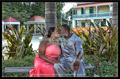 Lavern & Isaac Engagement Portraits