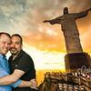 Jesus Christ over Rio de Janeiro