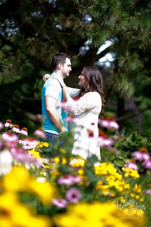 Nadine and Tolga Engagement