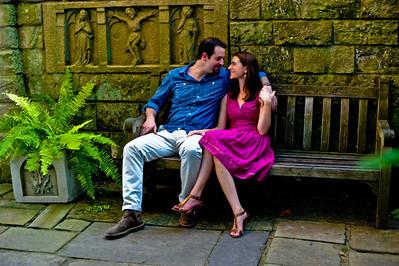 Katica Kiss and Tim Edge