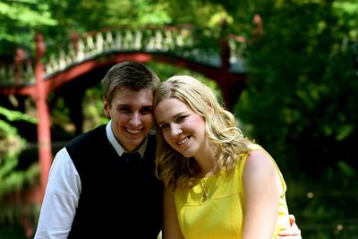 Tiffany Alcorn and Greg Wells - Crim Dell, Williamsburg