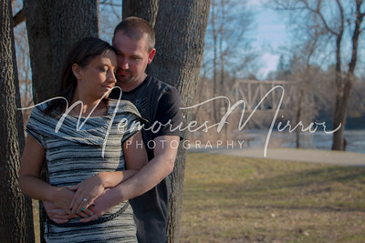 John and Nikki ~ Engagement 04/19/2015