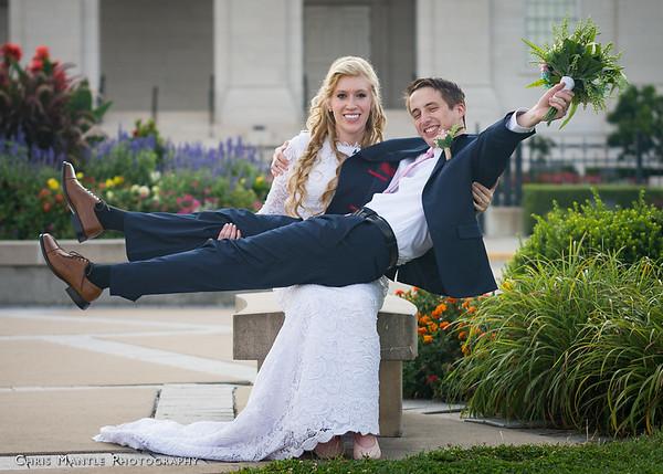 Keegan & Nina's Wedding