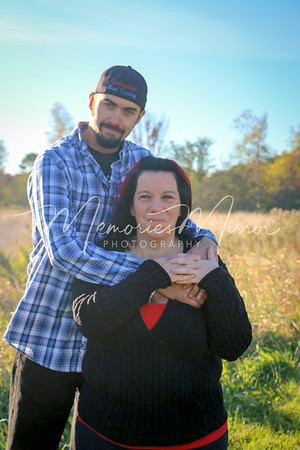 Nicole & Shawn ~ Engagement 10/10/2015