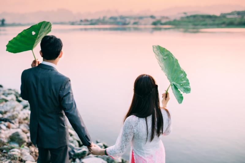 Couple Shooting in Vietnam