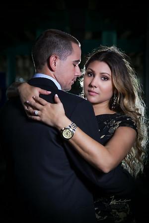 Alessandra and Marlon sneak peek engagement shoot