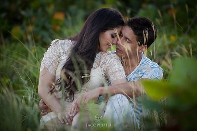 Camila and Leo