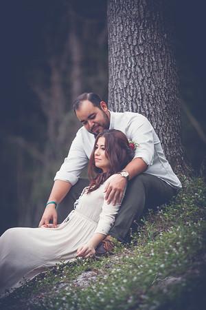 Natalie and Aaron