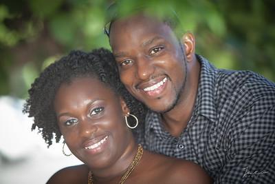 Tia and Leon