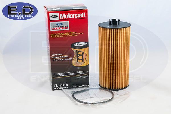 Oil Filter 60L & 64L FL-2016