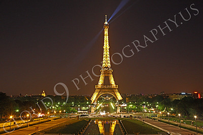 Eiffell Tower 00023 Eiffell Tower in Paris, France by Peter J Mancus