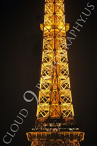 Eiffell Tower 00031 Eiffell Tower in Paris, France by Peter J Mancus