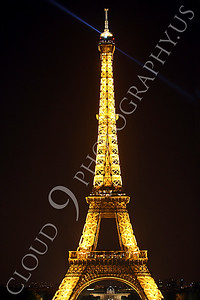 Eiffell Tower 00025 Eiffell Tower in Paris, France by Peter J Mancus